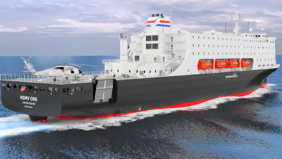 Philly Shipyard to build National Security Multi-Mission Vessel (NSMV)