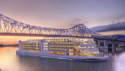 Viking says it will launch Mississippi River cruises in 2022