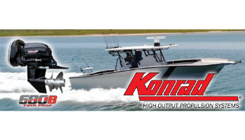 Konrad Marine – High Output Propulsion System