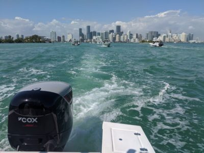 Cox Powertrain's diesel outboard achieves EPA Tier 3 approval