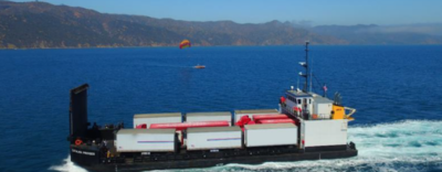 Elliott Bay Design Group improves directional stability of landing craft