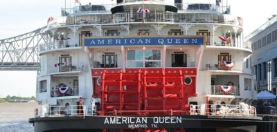 American Queen extends cruise suspensions into August
