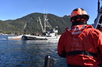 Coast Guard reports Alaska trend toward more maritime violations