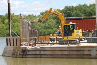LaGrange Lock and Dam closure period extended