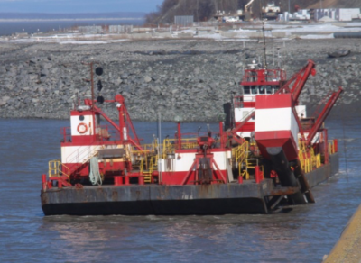 Corps continues legacy of dredging at Port of Alaska