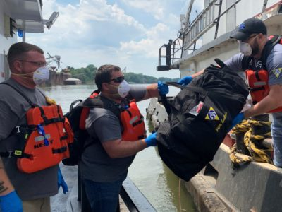 Barge industry shares lessons learned from the Covid-19 pandemic