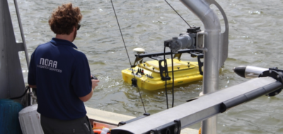 NOAA, Navy to increase U.S. unmanned maritime systems operations