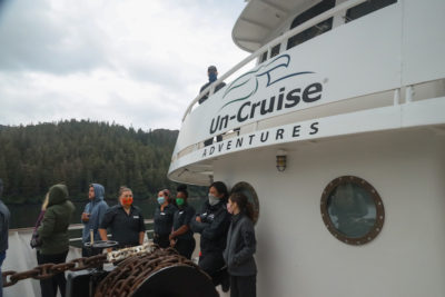 FMC issues report on economic impacts of cancelled Alaska cruise season