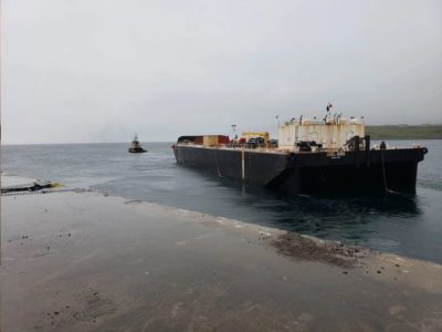 Crowley completes fuel delivery to U.S. military in Arctic
