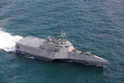 Third Austal USA-built Navy ship completes acceptance trials this year