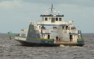 North Carolina ferry system receives DOT Marine Highway Project designation