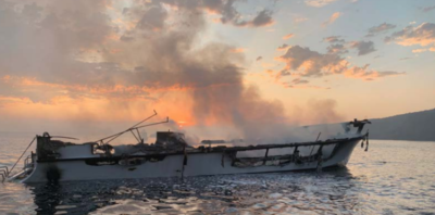 Plenty of blame in 2019 dive boat fire, NTSB report says