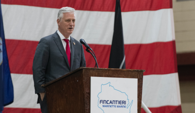 Fincantieri Marinette Marine gets visit from Ambassador Robert O'Brien