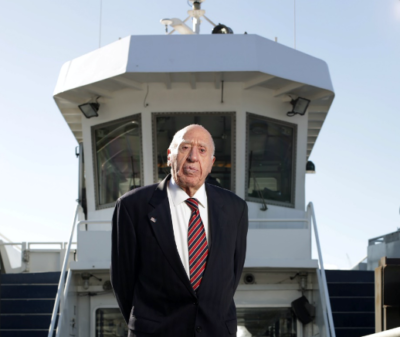 NY Waterway founder Arthur Imperatore dies at 95